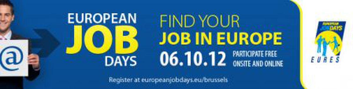 Image for Are you looking for a job in Europe?