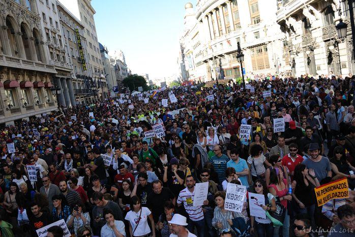 Image for Quand les manifestations ne sont plus démocratiques