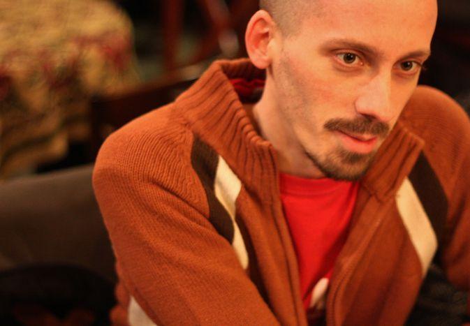 """Image for Istvánffy, activista húngaro: Hay que """"creer que las cosas pueden cambiar"""""""