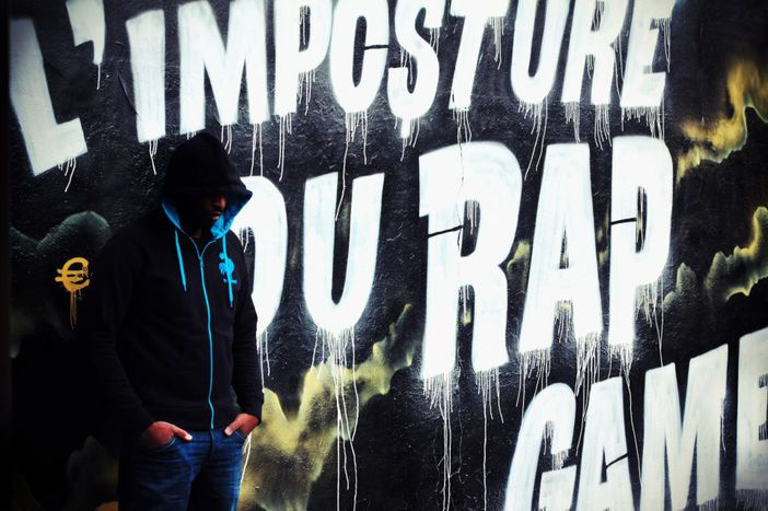 Image for Mathias Cardet, rencontre avec « un baisé du rap »