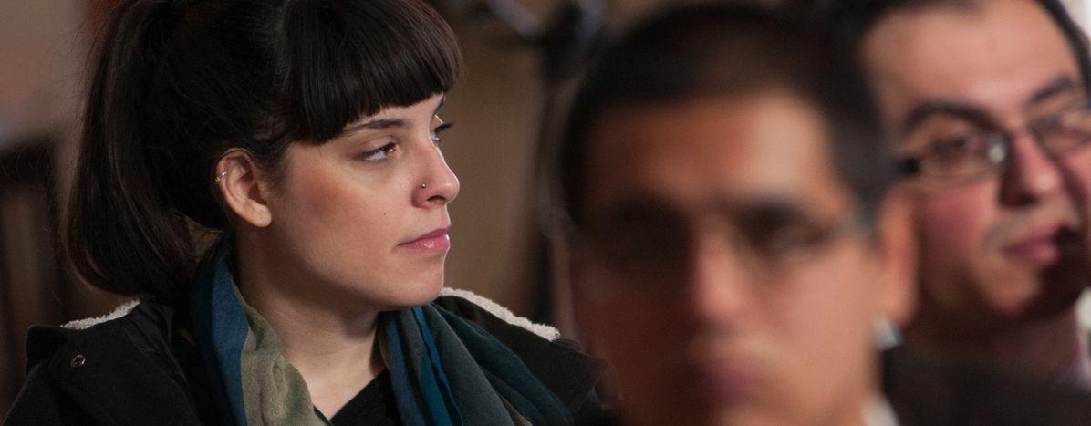 Image for Albena Kostadinova: una activista romaní contra la tradición