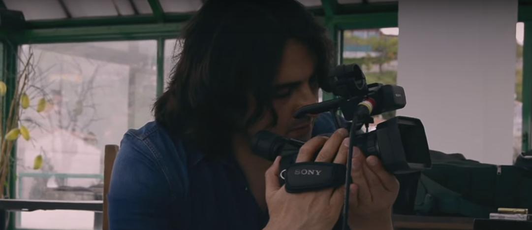 Image for El cineasta Ahmad Farahani, contrala represión a periodistas en Irán