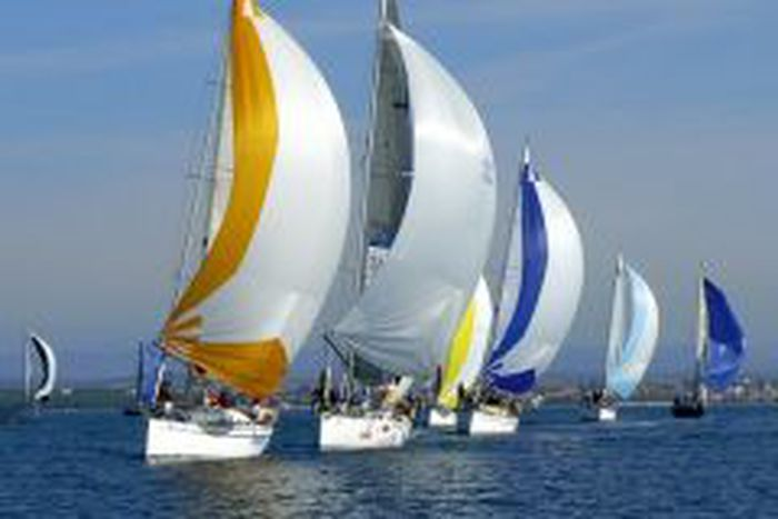 Image for Sailers from a country without sea