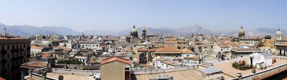 Image for Palermo può mangiare con la cultura
