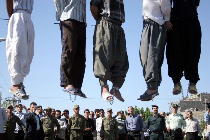 Image for Menschenrechteim Iran:Das Maß ist voll