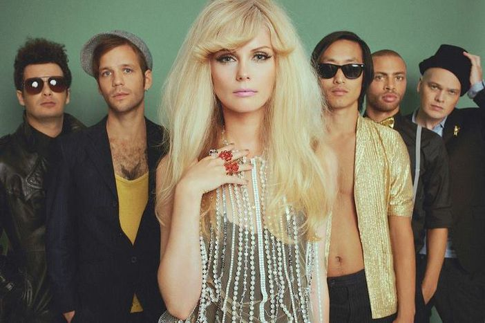 Image for Mette Lindberg of The Asteroids Galaxy Tour: ''Mafia' is not a happy song'