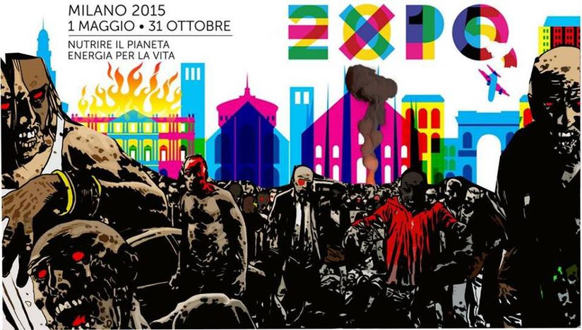 Image for Expo2015 à Milan : l'exploitation universelle