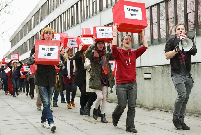 Image for Reino Unido: Rebelióncontrala universidad neoliberal
