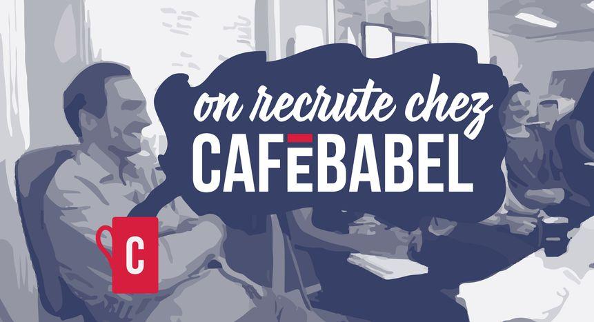 Image for Job! Cafébabel recruteun/une chargé-e de communication et de partenariats (postulez avant le 18 septembre 2015)