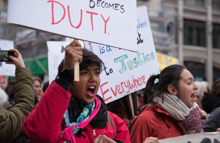 Image for Le huit mars, toutes en grève !