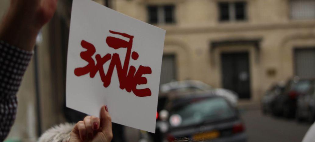 Image for Paris : lutte pour une Pologne juste