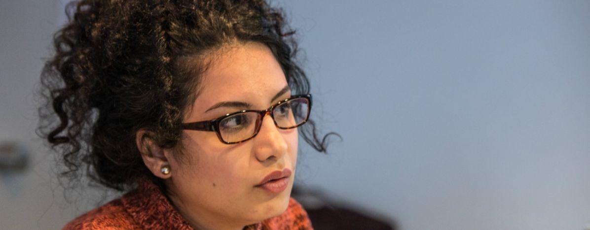 Image for Raneem Matouk : comment survivre à la prison en Syrie