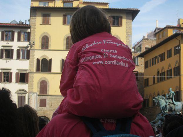 """Image for XIII edizione """"Corri la vita"""": maratona di solidarietà contro il tumore al seno"""