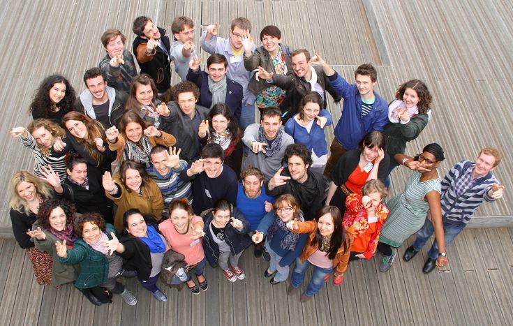 Image for Encuentro: ¡Conoce y únete al equipo de Cafébabel en París!