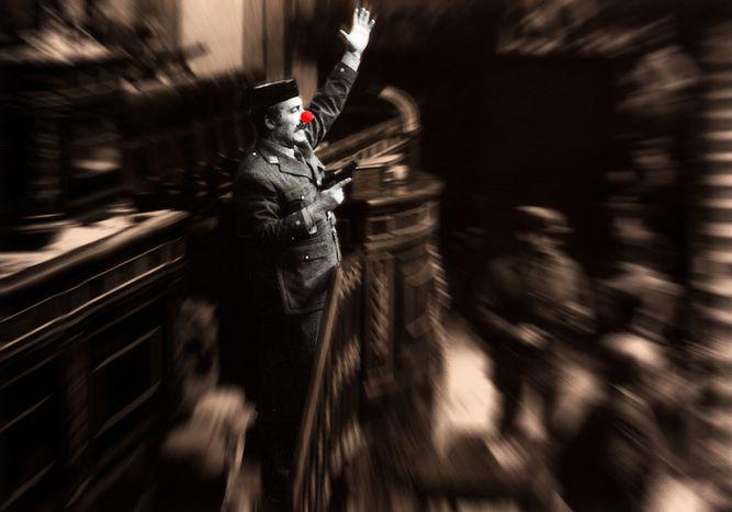 Image for 23 Febbraio + Rivoluzioni arabe:  una favola per parlare di politica