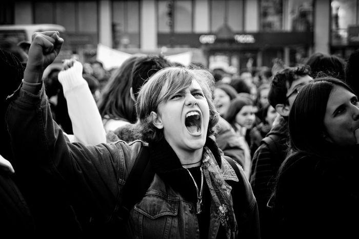 Image for Macholand: Ausweitung der feministischen Kampfzone