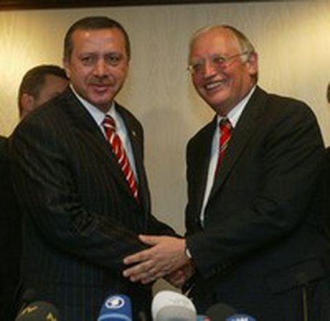 Image for Erdogan, el adúltero