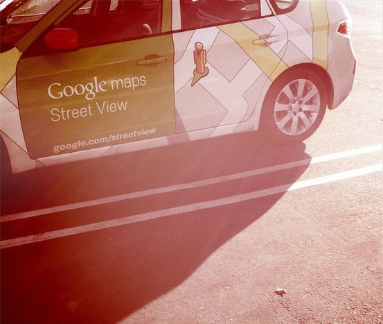 Image for Niemieckie rozdwojenie jaźni albo kto się boi Google Street View