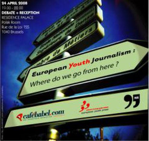 Image for Jeunes Journalistes Européens : quelles orientations pour demain ?