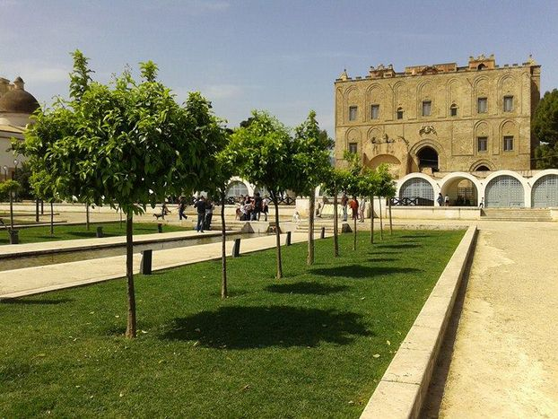 Image for Arabo-Normanno VolI:il Castello della Zisa