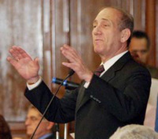 Image for Olmert, biurokrata który został mężem stanu