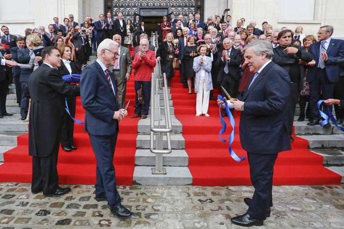 Image for Cinq bonnes raisons devisiter la Maison de l'histoire européenne