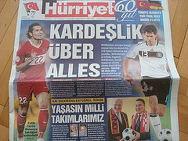 """Image for """"Kardeşlik über alles!"""""""