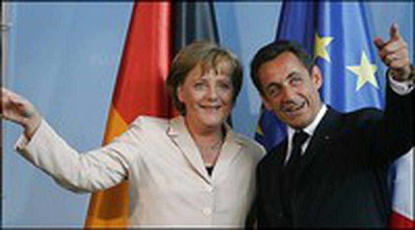 Image for Au pays de Merkozy, des ratés dans le moteur franco-allemand