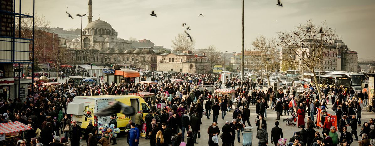 Image for Turkey: Caught between development and alienation