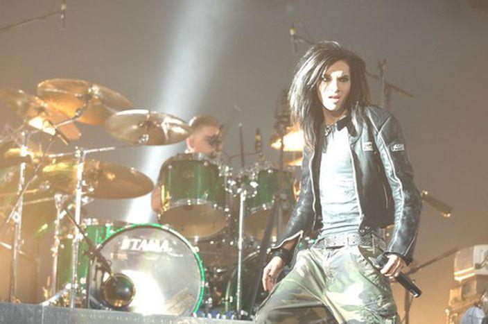 Image for Teen rock bands: the Tokio Hotel phenomenon