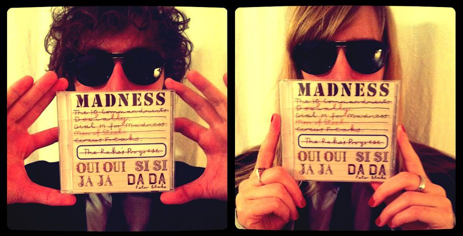 Image for Italo-German couple dissect Madness new album