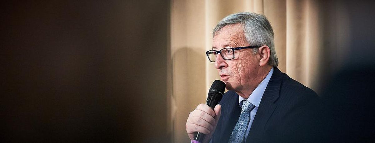 Image for Citizens' dialogue with Juncker: What now for Europe's future?