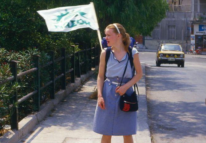 Image for W kawiarni, w telewizji… kampania wyborcza w Grecji