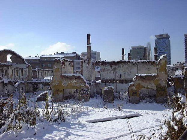 Image for Crisi del gas: un inverno freddo nei Balcani