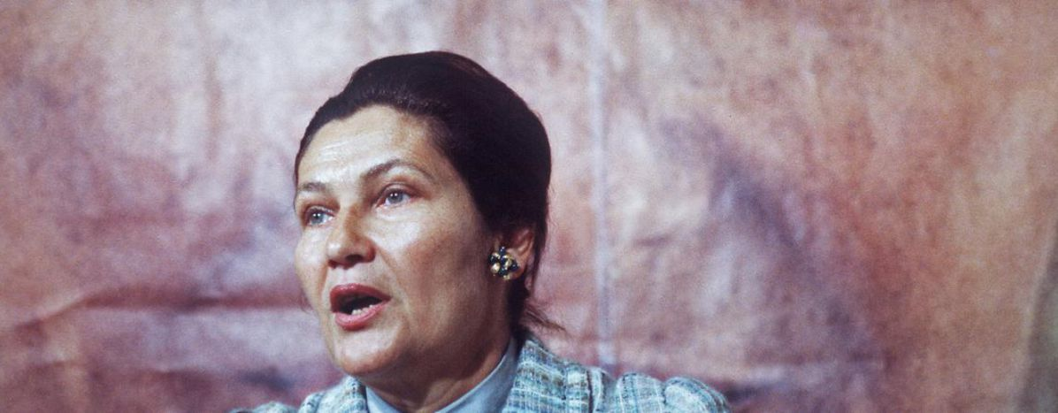 Image for In memory of Simone Veil