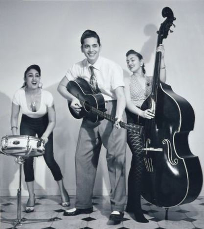 Image for Kitty, Daisy and Lewis: The return of the oldies.