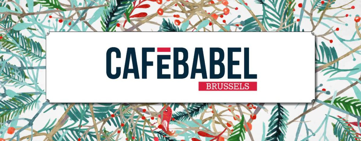 Image for [Spécial Noël] La team cafébabel Bruxelles !