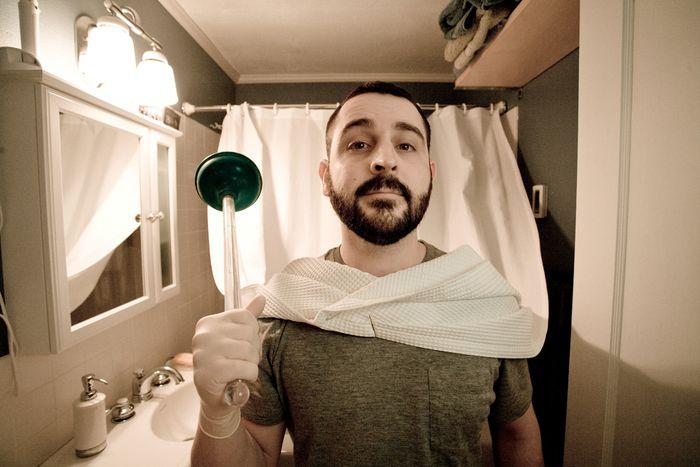 Image for Yo yel cuarto de baño