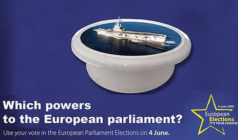 Image for The European parliament should have a stronger role