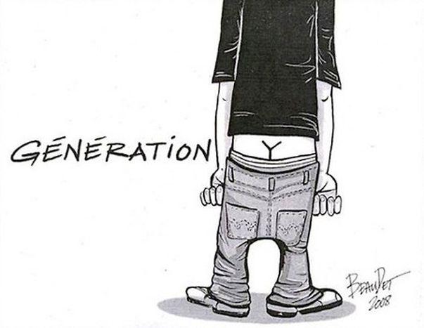 """Image for Inseguridad y """"crisis permanente"""": Intento alemán de definir una generación borrosa"""