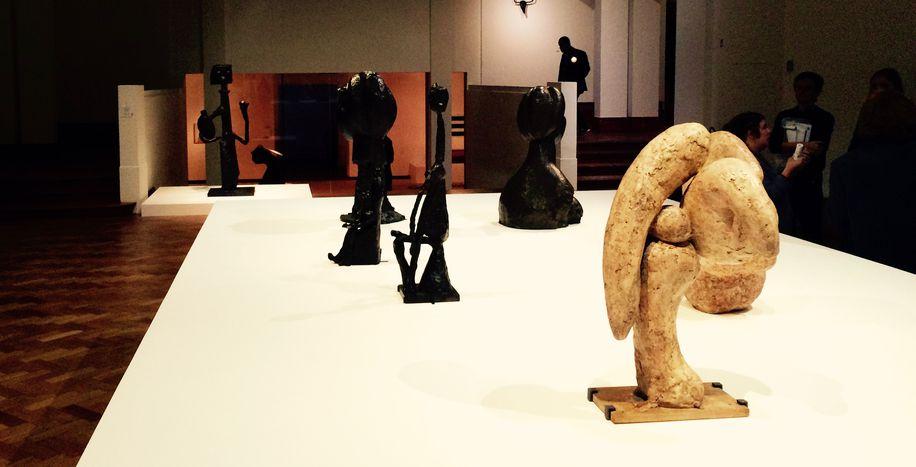 Image for Picasso en Bozar, el genio infantil