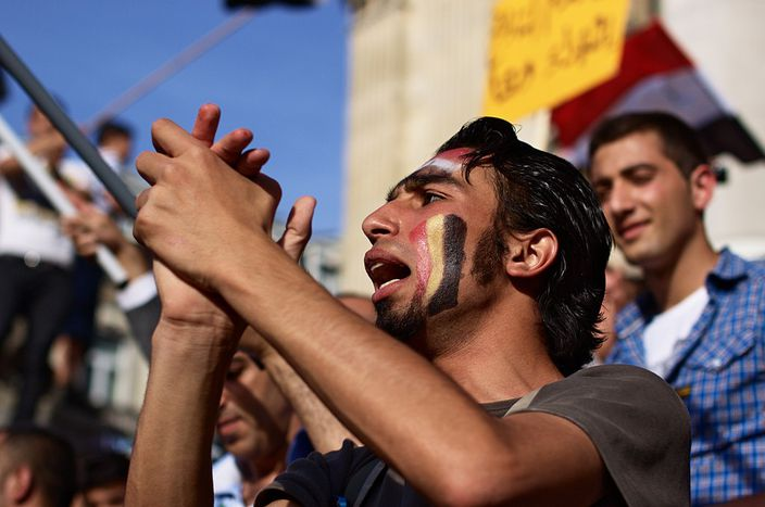 Image for Syrien: Adopt a Revolution gegen Assads Regime