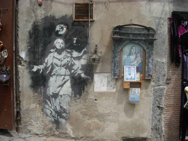 Image for Street Heart: il documentarionato trai muri di Napoli