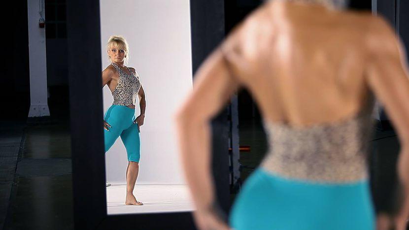 Image for Una signora diversa dalle altre: la body builder