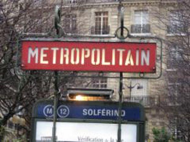 Image for El Metro de París de la A a la Z