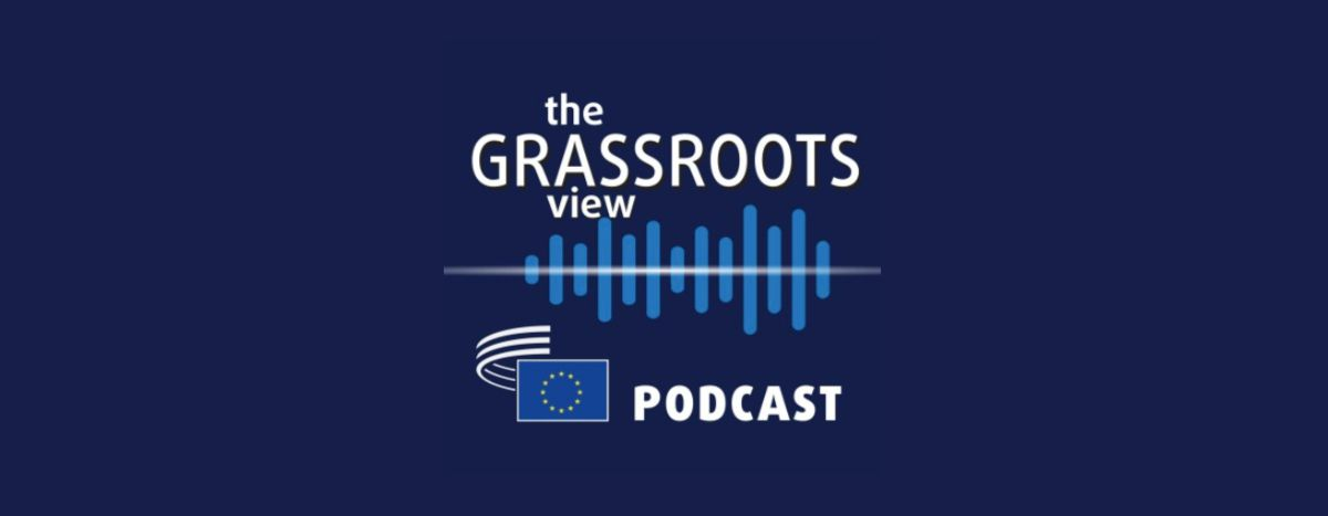 Image for Serie podcast: The Grassroots View