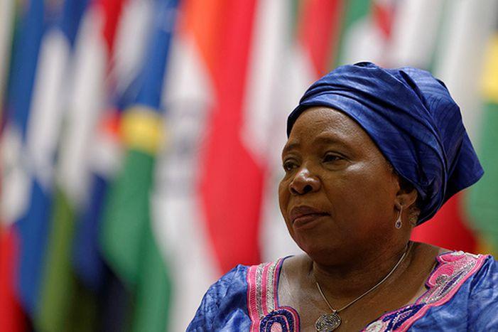 Image for Nkosazna Dlamini Zuma, la 'Dama de Hierro' africana
