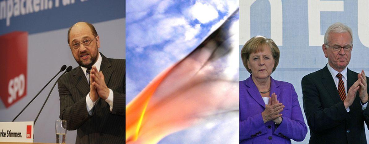 Image for Eurowybory w Niemczech - mdła papka na wolnym ogniu