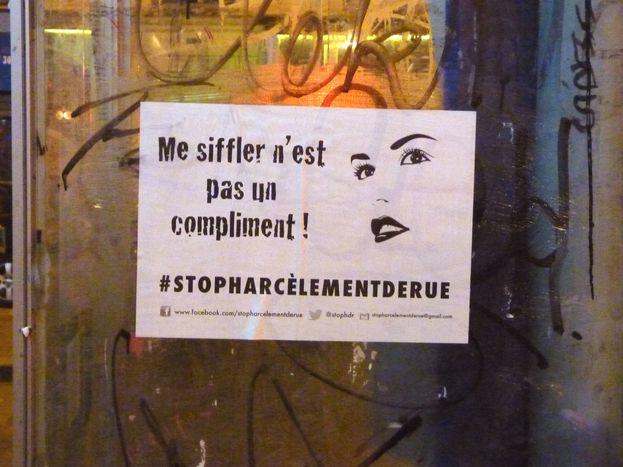 Image for Des « zones sans relou » contre le harcèlement de rue