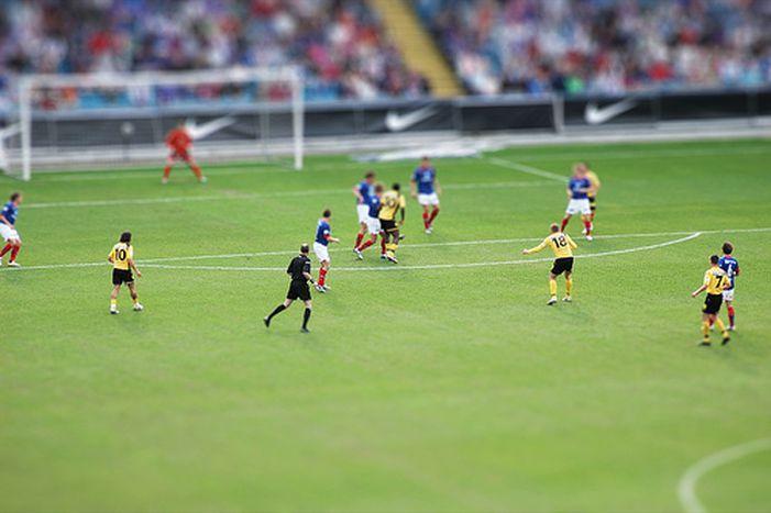 Image for El blues del fútbol francés